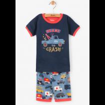 Hatley Pyjamas - Rush Hour Applique