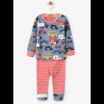 Infant Hatley Pyjamas - Rush Hour