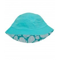 Hatley - Aqua Sun Hat - Hidden Shells