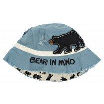 Hatley Sun Hat - Blue Bears