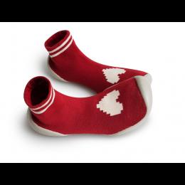 Collegien Slippers - Coeur