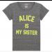 Alice in Wonderland Tee
