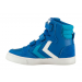 Hummel Trainers - Stadil Leather High Tops - Imperial Blue