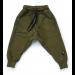 nununu - RAW PANTS - Rusty Green
