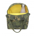 FLUF - ZIPPER ORGANIC LUNCH BAG - Camo