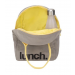 FLUF - ZIPPER ORGANIC LUNCH BAG - Lunch