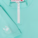 Petit Crabe - Short Sleeved Swimshirt - Mint