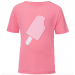 Petit Crabe - Short Sleeved Swimshirt - Watermelon Ice Cream