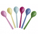 Rice - Kids Melamine Spoons - Assorted Colours