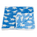 Hatley Baby Blanket | Roaming Dinos | Fuzzy Fleece