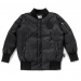 nununu | Down Bomber Jacket | Black