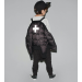 nununu | Down Bomber Jacket | Black | Rear View