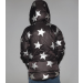 nununu | Silver Star Down Jacket | Black