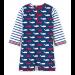 Hatley Swimwear | Infant Rashguard | Whales | Rear View