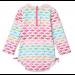 Hatley Swimwear | Infant Rashguard | Fishies
