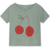 bobo choses | cherry | short sleeve t-shirt | main