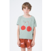 bobo choses | cherry | short sleeve t-shirt