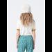 bobo choses | cherry | short sleeve t-shirt | rear view