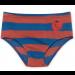 bobo choses | swim culotte | strawberry