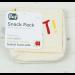 FLUF | Snack Packs | Good Eats | 100% Organic Cotton | SKiN&BLiSS