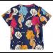 mini rodini | seahorse tee shirt | navy
