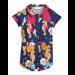 mini rodini | seahorse summersuit | navy