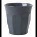Rice Melamine Cup | Dark Grey