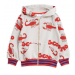 Mini Rodini | Scorpion Zip Hooded Top