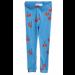 Mini Rodini | Cherry Leggings | Blue