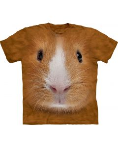 The Mountain | Guinea Pig | Big Face Animal Tee | SKIN&BLiSS
