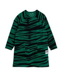 Mini Rodini | Tiger Long Sleeve Dress