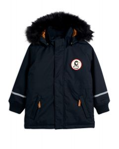 Mini Rodini | K2 Winter Parka | Black