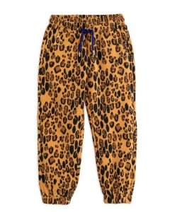 Mini Rodini | Fleece Trousers | Leopard