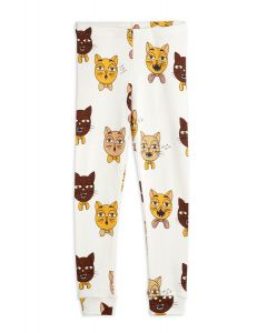 Mini Rodini | Cat Choir Leggings