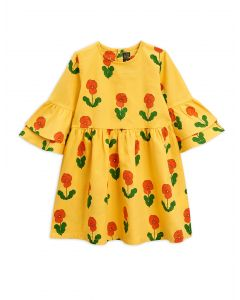 Mini Rodini | Violas Flared Sleeve Dress