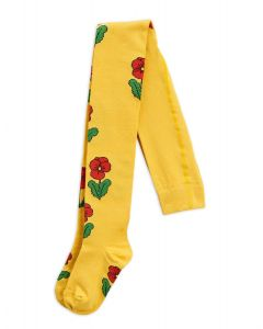 Mini Rodini | Violas Tights in Yellow