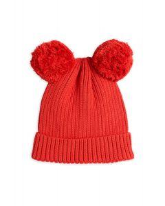 Mini Rodini | Ear Hat in Red