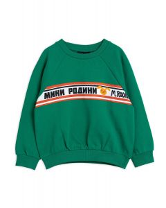 Mini Rodini | Moscow Sweatshirt | Green