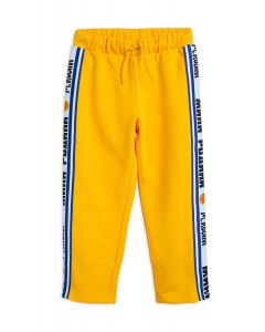 Mini Rodini | Moscow Sweatpants | Yellow