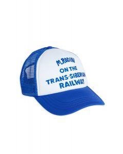Mini Rodini | Trucker Cap |Blue