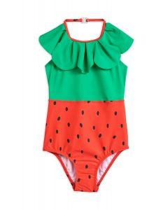 Mini Rodini UV Swimsuit | Tigers