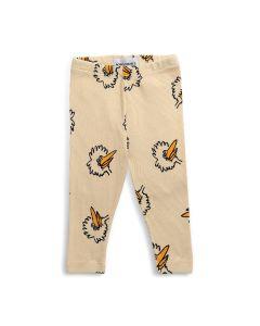 Bobo Choses | Birdie All Over Organic Cotton Leggings