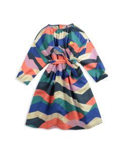 Bobo Choses | Doggie All Over Woven Dress | Organic Cotton | SKiN&BLiSS
