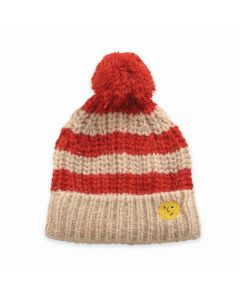 Bobo Choses | Striped Knitted Beanie