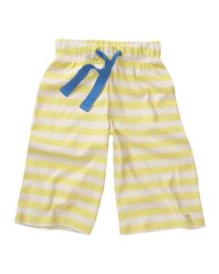 Boys & Girls - Yellow Stripe Short