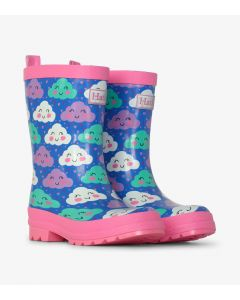 Hatley Clothing | Wellington Boots | Cheerful Clouds