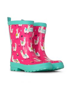 Hatley Clothing | Wellington Boot | Pretty Alpacas