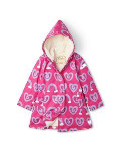 Hatley Sherpa Lined Jacket | Twisty Hearts