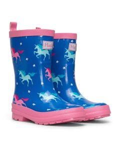 Hatley Wellington Boots | Unicorns