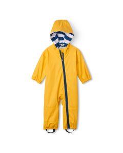 Hatley Terry Lined Baby Bundler | Yellow